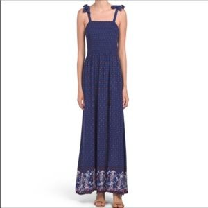 Band of Gypsies Maxi Dress Size Small